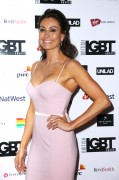 Melanie Sykes -                     	British LGBT Awards London May 12th 2017.