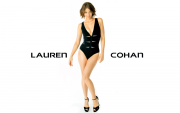 Lauren Cohan : One Hot Wallpaper