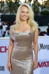 Pamela Anderson - 'Baywatch' Premiere in Miami 5/13/17