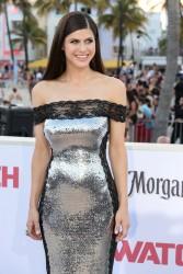 Alexandra Daddario - 'Baywatch' Premiere in Miami 5/13/17