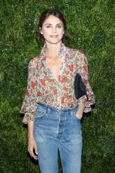 Keri Russell - Maisonette.com Launch Dinner Party in New York City 5/11/17