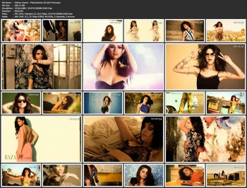 Selena Gomez - Photoshoot Compilation Video