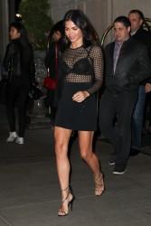 Jenna Dewan Tatum - Leaving her hotel in NYC 5/14/17