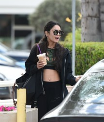 Vanessa Hudgens - Out in LA 5/14/17