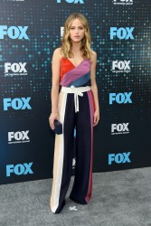 Halston Sage - 2017 FOX Upfront in NYC 5/15/17