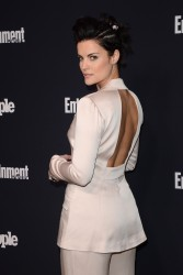 Jaimie Alexander - Entertainment Weekly and People Magazine Upfront Party in NYC 5/15/17
