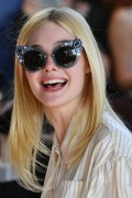Elle Fanning - Arriving at The Hotel Martinez in Cannes 5/16/17