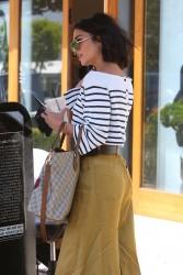 Vanessa Hudgens - Leaving Nine Zero One Salon in West Hollywood 5/16/17