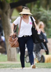 Hilary Duff - Out in Moorpark, CA 5/15/17