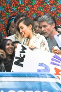 Miley Cyrus - At Access  Hollywood Live in NYC 5/17/17