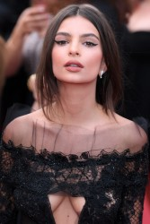 Emily Ratajkowski - 'Loveless' Premiere during the 70th Cannes Film Festival 5/18/17