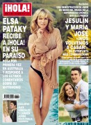 Elsa Pataky -                     Hola Magazine (Spain) May 2017.