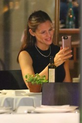 Jennifer Garner - Out for dinner in NYC 5/17/17