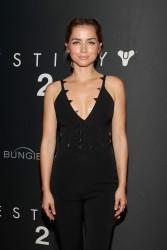 Ana De Armas -                   ''Destiny 2'' Premiere Los Angeles May 18th 2017.