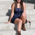 Rebecca Black Legs (40+ Pics)