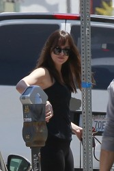 Dakota Johnson - Shopping at Petco in LA 5/18/17