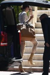 Kendall Jenner - Arriving at Hotel Du Cap Eden Ron in Antibes, France 5/19/17