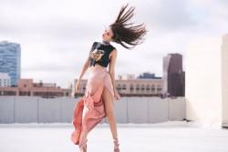 Victoria Justice - Sorbet Magazine