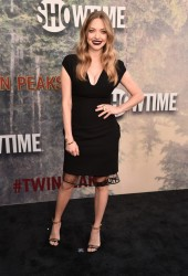 Amanda Seyfried - Showtime's 'Twin Peaks' Premiere in LA 5/19/17