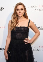 Elizabeth Olsen - 9th Annual Filmmakers Dinner in Antibes 5/19/17