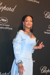 Rihanna - Chopard Space Party during The 70th Cannes Film Festival 5/19/17