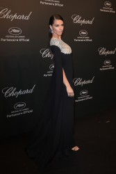 Adriana Lima - Chopard Space Party during The 70th Cannes Film Festival 5/19/17