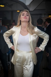 Kate Upton -                    Tag Heuer Yacht Party Monaco May 27th 2017.