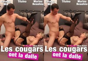 Les Cougars Ont La Dalle