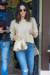 Jenna Dewan Tatum - Out for breakfast in Sherman Oaks 5/31/17