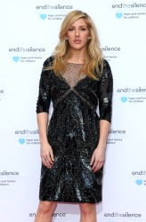 Ellie Goulding - End the Silence charity fundraiser in London 5/31/17