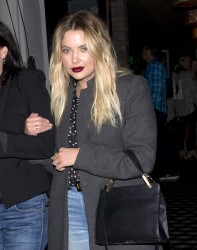 Ashley Benson & Shay Mitchell - Out for dinner in West Hollywood 6/3/17