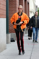 Hailey Baldwin - Out in NYC 6/4/17