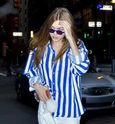 Gigi Hadid - Out in NYC 6/4/17