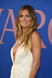 Heidi Klum - 2017 CFDA Fashion Awards 6/5/17