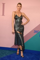 Martha Hunt - 2017 CFDA Fashion Awards 6/5/17