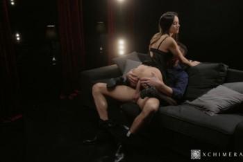 Shrima Malati (Seductive Ukrainian Shrima Malati gets cum on ass in hot sensual anal) (2017) 720p