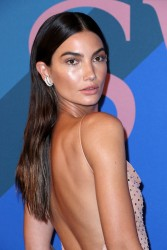 Lily Aldridge -                         CFDA Fashion Awards New York City June 5th 2017.