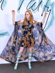 Ellie Bamber - The Serpentine Galleries Summer Party in London 6/28/17