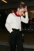 Amber Heard - At LAX Airport 6/28/17