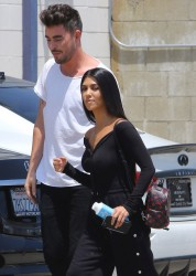 Kourtney Kardashian - At a studio in LA 6/30/17