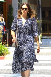 Mandy Moore - Out in Bevery Hills 6/30/17