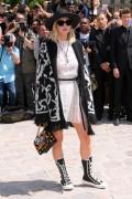 Jennifer Lawrence - Christian Dior F/W 18 Fashion Show in Paris 7/3/17