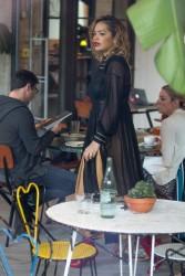 Rita Ora - Shopping in Berlin 7/3/17