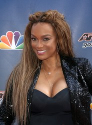 Tyra Banks - 'America's Got Talent' Photocall in LA 7/5/17