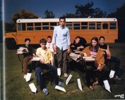 Чудики и чокнутые / Freaks and Geeks (Джеймс Франко, Сет Роген, Джейсон Сигел, 1999–2000) 57a2fe558015503