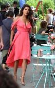 "Priyanka Chopra -                        ""Isn't it Romantic"" Set New York City July 11th 2017."